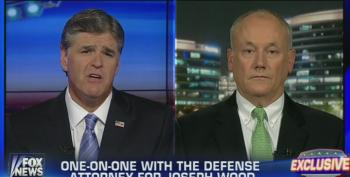 Hannity Longs For Executions By Firing Squad