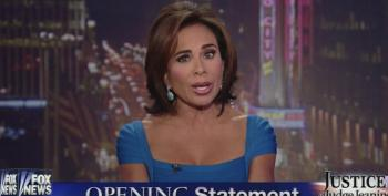 Fox's Pirro Delivers Yet Another Insane Rant Attacking Obama And Demanding He Put On His 'Big Boy Pants'