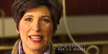 GOP Senate Candidate Ernst Caught Saying States Can Nullify Laws