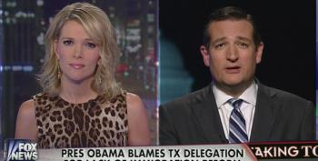 Ted Cruz Blames Border Crisis On President Obama, Attacks Him For Refusing To Do Photo-Op In Texas