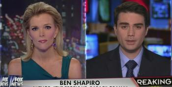 Fox's Kelly Allows Breitbrat Shapiro To Attack Obama Administration As 'Jew-Hating'