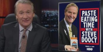 Maher: When Rupert Murdoch Takes Over HBO, My Show Becomes 'Paste-Eating' Time With Steve Doocy'