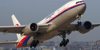 Malaysia Airline Reported Shot Down Over Ukraine, 295 Dead