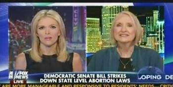 Megyn Kelly Recalls The Bad Old Days Of Abortion -- When Women Could Have Them