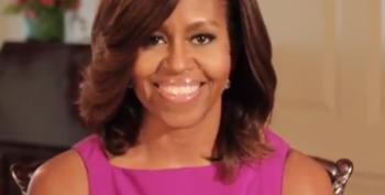 Michelle Obama Urges Dems To Be 'Even More' Hungry And Passionate In 2014