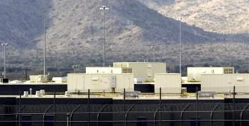Another Botched Execution In Another Red State -- Arizona