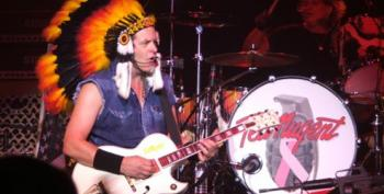 Ted Nugent Fires Back At 'Unclean Vermin' After Native American Tribe Canceled His Show
