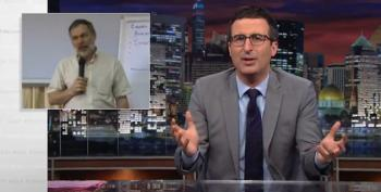 Anti-Gay Pastor Calls John Oliver A 'Liar And A Fraud'