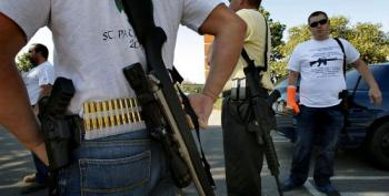 Open Carry Advocate Wants To Fight Police Brutality By Threatening Cops With Guns
