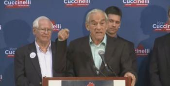 Ron Paul: Putin Too 'Smart' To Down Malaysian Plane So It Might Be A Ukraine Conspiracy