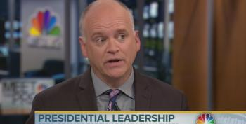 George Bush Fluffer Ron Fournier Blames Crisis With Russia On Obama's 'Aloof Foreign Policy'