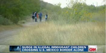 Hey Haters! Border Crisis Is Direct Result Of Bush Administration Laws