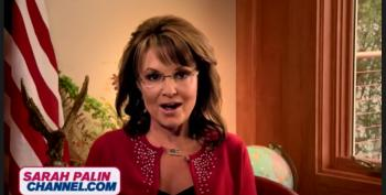 Word Salad On Demand -- Sarah Palin To Launch Online Channel