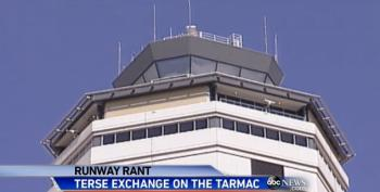 Airline Captain Chews Out Air Traffic Controller For Doing His Job
