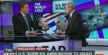 CNN Interviews Stephen Hadley On Israel, Fails To Disclose Raytheon Ties