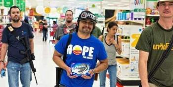 Target: We Didn't Ban Open Carry, We're Just Asking Politely