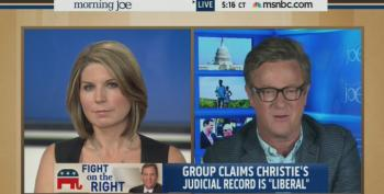Morning Joe Crew Play 'Bridgegate' Apologists For Chris Christie