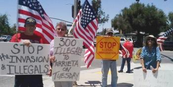 Murrieta Pitchfork Brigade Leader Patrice Lynes Tied To Birchers, Other Extremists