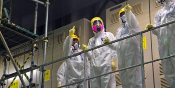 TEPCO: Fukushima Was Much, Much Worse Than We Said
