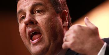 For Christie, Boosting Voter Turnout Is A Democratic 'Trick'