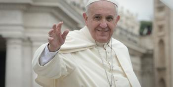 Pope Frank Is Sounding Like A Damned Commie Again