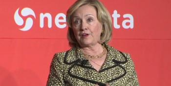 Hillary Clinton Breaks Her Silence On Ferguson