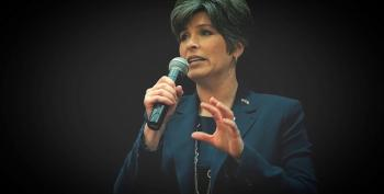 Yahoo News Pretends Wingnut Joni Ernst Isn't An Extremist