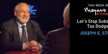Joe Stiglitz: We Need Fair Taxes For All