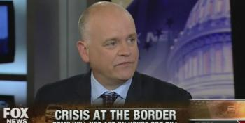 Ron Fournier Wants To Blow Up U.S. Politics, Because Both Sides