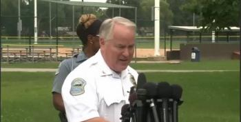 Chief Jackson: Michael Brown Shooting Was Unrelated To Robbery Video