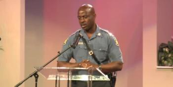 Watch: Capt. Ron Johnson's Emotional Apology To Family Of Michael Brown
