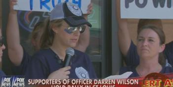 Ferguson Police Coordinated Racist Darren Wilson Online Fundraiser