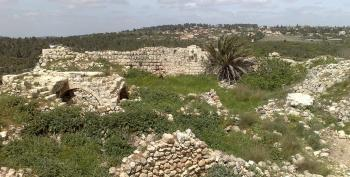 Israel Swipes Huge Chunk Of Palestinian Land, Just Because