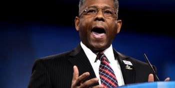Allen West Plays 2016 Race And Gender Cards Early
