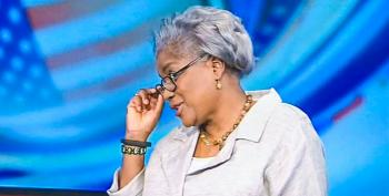 Donna Brazile Mocks GOP Pollster Who Thinks 'Hipster Glasses' Saved Rick Perry