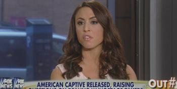 Fox's Andrea Tantaros: 'Disgraceful' That U.S. Has Not 'Lit Up' ISIS After Foley Beheading