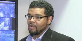 Alderman Arrested, On 24-Hour Jail Hold In Ferguson