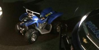 6-Year-Old Autistic Child Safe After Driving ATV Onto Bronx River Parkway