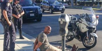 Walking While Black: Beverly Hills PD Arrests Innocent Black Man