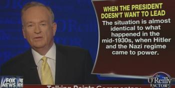 O'Reilly Goes On Angry Rant Against Obama And Liberals, Compares ISIS To Nazis