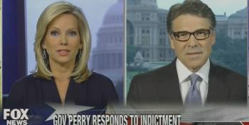 Gov. Rick Perry Doubles Down Following Abuse Of Power Indictments