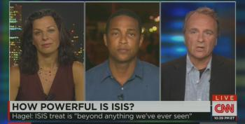 CNN Analyst Takes On Fearmongering Over ISIS:  'Talk To Us Like We're Rational Adults'