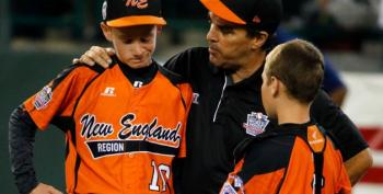 Coach Of Eliminated Little League Team Is The Father Everyone Should Have
