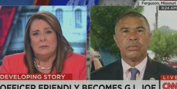 CNN's Crowley Asks Rep. Clay He's 'Usurping' Brown Investigation By Calling It Murder
