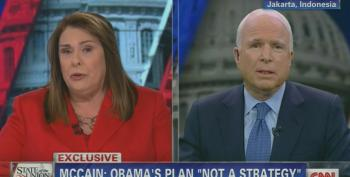 McCain Attacks President Obama For 'Ineffective' Air Strikes In Iraq