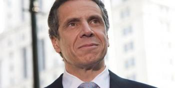 Kicking Cuomo To The Curb