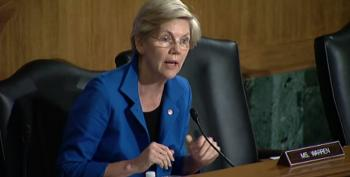 Sen. Elizabeth Warren: 'This Is America, Not A War Zone'