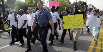 Facebook Friendships Challenged By Ferguson-Related Racism