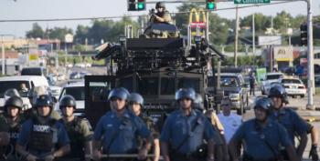 Who Voted Against Militarizing Local Police-- Who Was Just Fine With It?