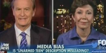 Fox News Worries Labeling Michael Brown As 'Unarmed' Plays The Race Card